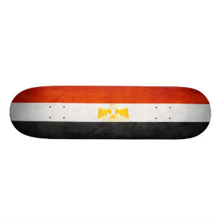 Egyptian Flag Skateboard