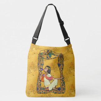 Egyptian Fusion Crossbody Bag
