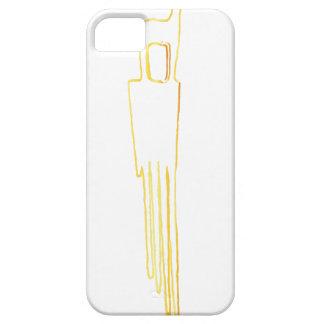 Egyptian Gazelle Comb iPhone 5 Case
