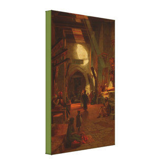 Egyptian Giclee Canvas Print  Wall Decor