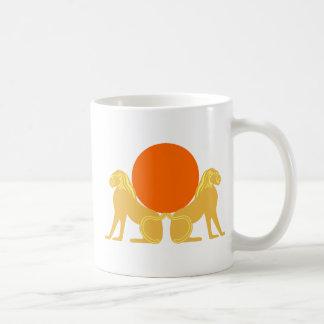 Egyptian God Aker egypt god Mugs