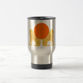 Egyptian God Aker egypt god Coffee Mug