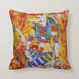 Egyptian God Anubis Pillow! Cushion