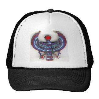 EGYPTIAN GOD HORUS MESH HATS