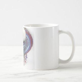 EGYPTIAN GOD HORUS COFFEE MUGS