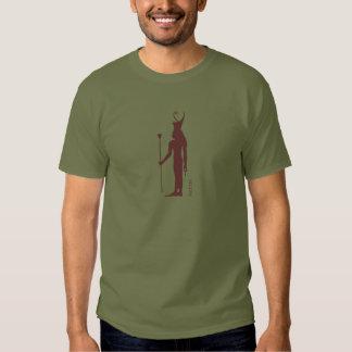 Egyptian god Neith - Egyptian God Neith Tee Shirts