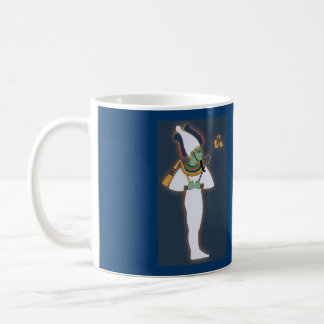 Egyptian God Osiris mug