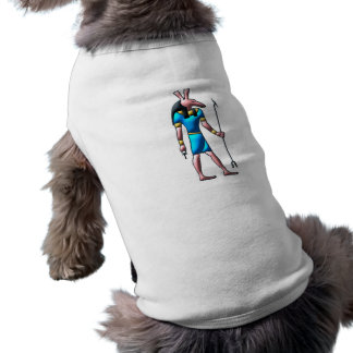 Egyptian God set egypt god Pet T Shirt