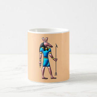 Egyptian God set egypt god Mug