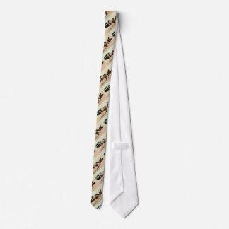 Egyptian goddess Bastet Tie