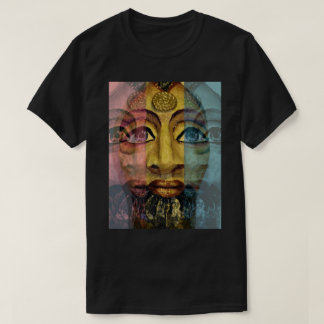 Egyptian goddess beautiful painting T-Shirt