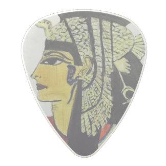 Egyptian Goddess pick Polycarbonate Guitar Pick