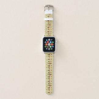 Egyptian Gods And Goddesses Apple Watch Band