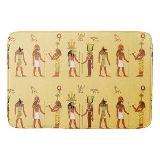 Egyptian Gods And Goddesses Bath Mat