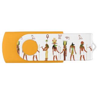 Egyptian Gods And Goddesses USB Flash Drive