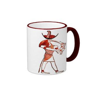 Egyptian Gods *Memphian Ptah* Coffee Mug