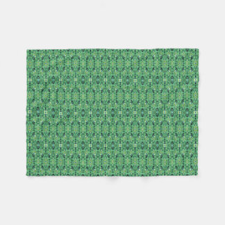 Egyptian Hawaiian Fleece Blanket