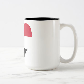 Egyptian Heart Mug