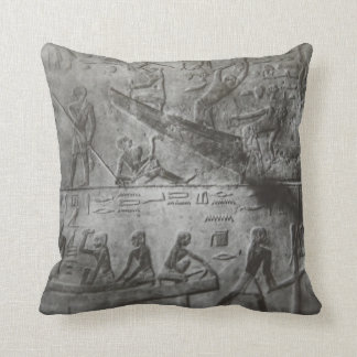 Egyptian Hieroglyphics Cushion