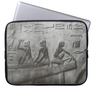 Egyptian Hieroglyphics Laptop Sleeve