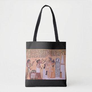 Egyptian Home Tote Bag