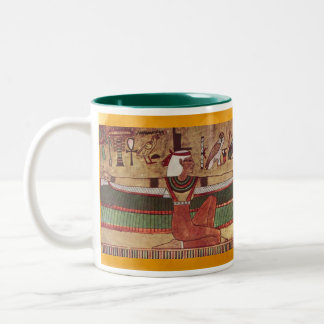 Egyptian Isis mugs