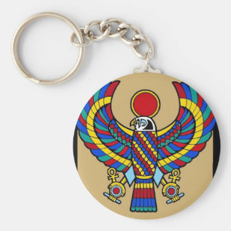 Egyptian Key Ring
