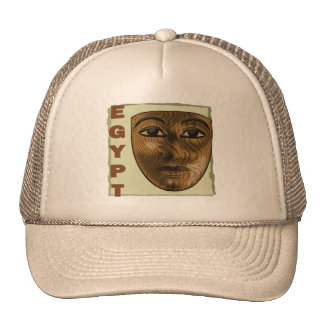 EGYPTIAN MASK CAP