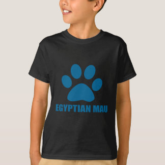 EGYPTIAN MAU CAT DESIGNS T-Shirt