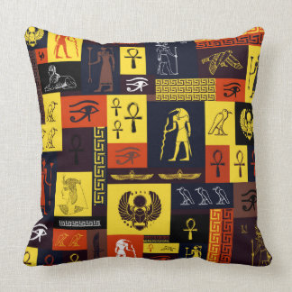 Egyptian Montage Cushion