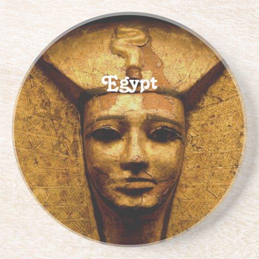 Egyptian Mummy Drink Coaster