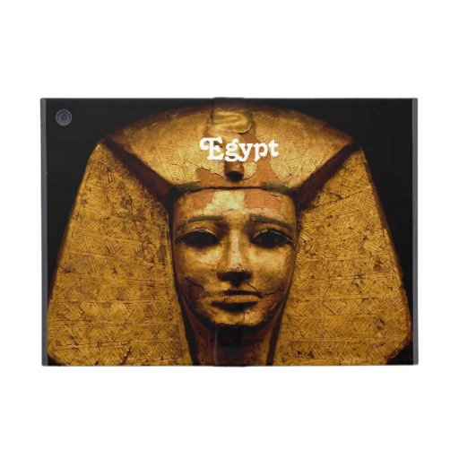 Egyptian Mummy iPad Mini Covers