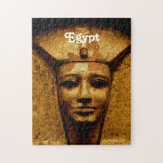 Egyptian Mummy Jigsaw Puzzle