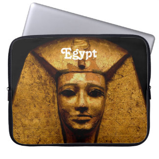 Egyptian Mummy Laptop Computer Sleeves