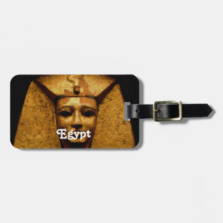 Egyptian Mummy Tag For Bags