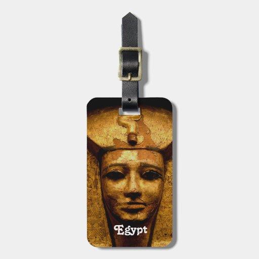 Egyptian Mummy Bag Tag