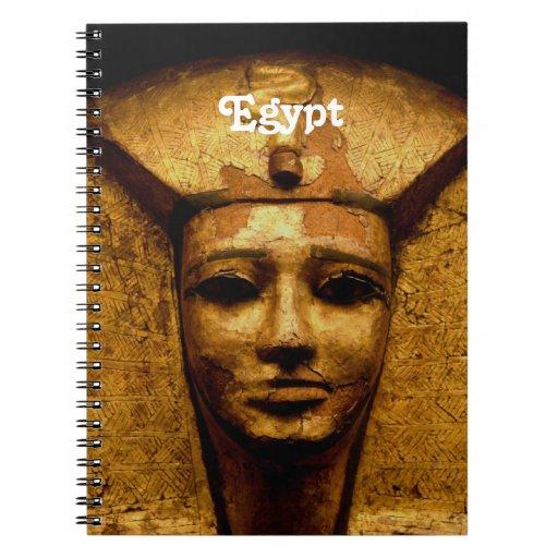 Egyptian Mummy Note Books