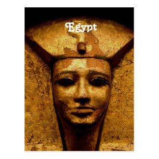 Egyptian Mummy Postcard
