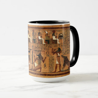 Egyptian Papyrus Royals Mug