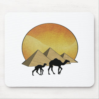Egyptian Passing Mouse Pad