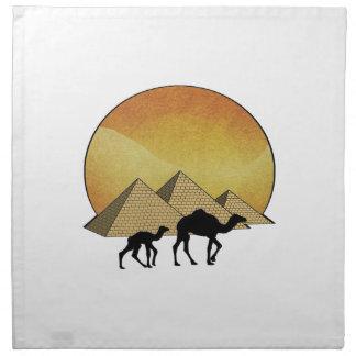 Egyptian Passing Napkin