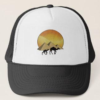 Egyptian Passing Trucker Hat