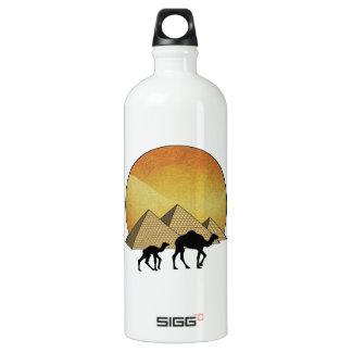 Egyptian Passing Water Bottle