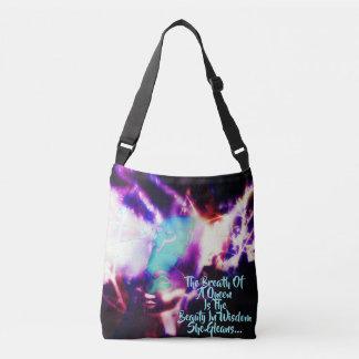 Egyptian Queen Breath Of Wisdom Designer Bag