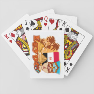 Egyptian queen cleopatra Classic Playing Cards