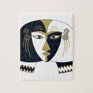 Egyptian Queen Jigsaw Puzzle