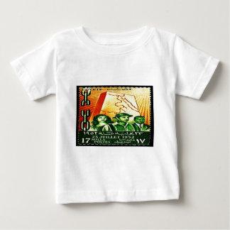 Egyptian Revolution Stamp Baby T-Shirt
