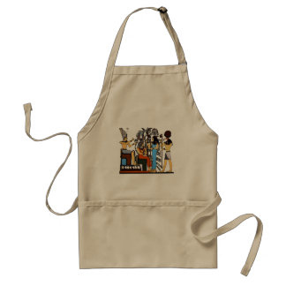 Egyptian Royalty Aprons