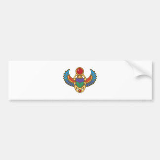 Egyptian Scarab Bumper Sticker