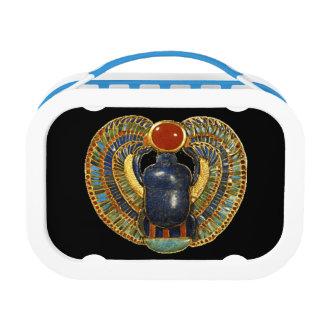 Egyptian Scarab ... Westerfield  Yubo Lunch Box